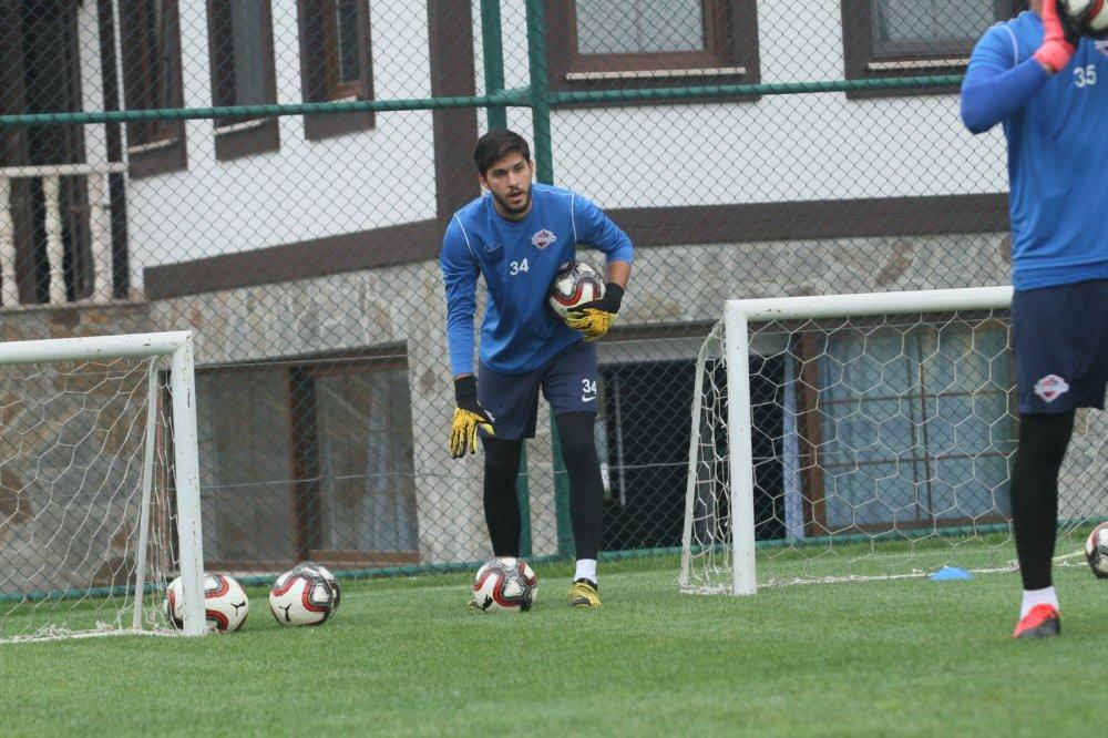 Hekimoğlu Trabzonlu oyuncuya milli davet