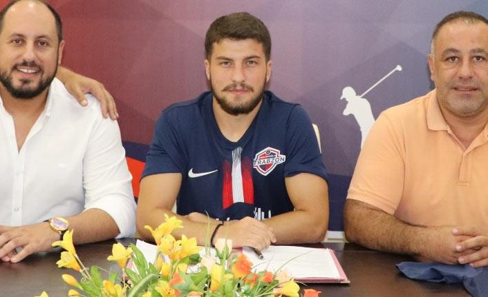 Trabzonspor'da Berkay Sefa Kara transfer oldu!