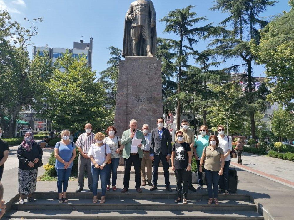 CHP Trabzon'dan peynir ve Ayçiçeği ithalatı eleştirisi