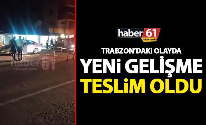 Trabzon'da kahvehanede silah sesleri! 1 kişi öldü