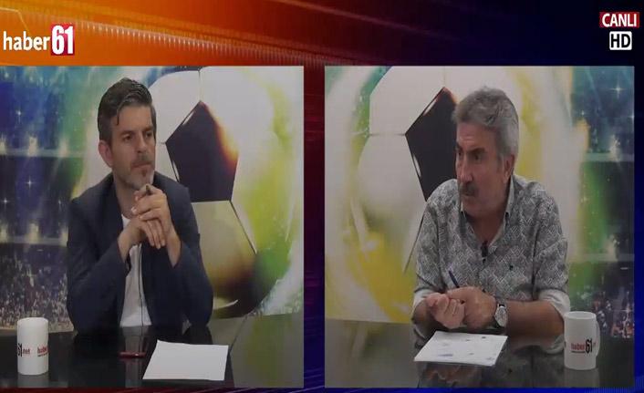 """Trabzonspor yazarından flaş iddia """"Alanyaspor maçında Trabzonspor yönetimini tuzağa çekerek düşürmek istediler"""""""