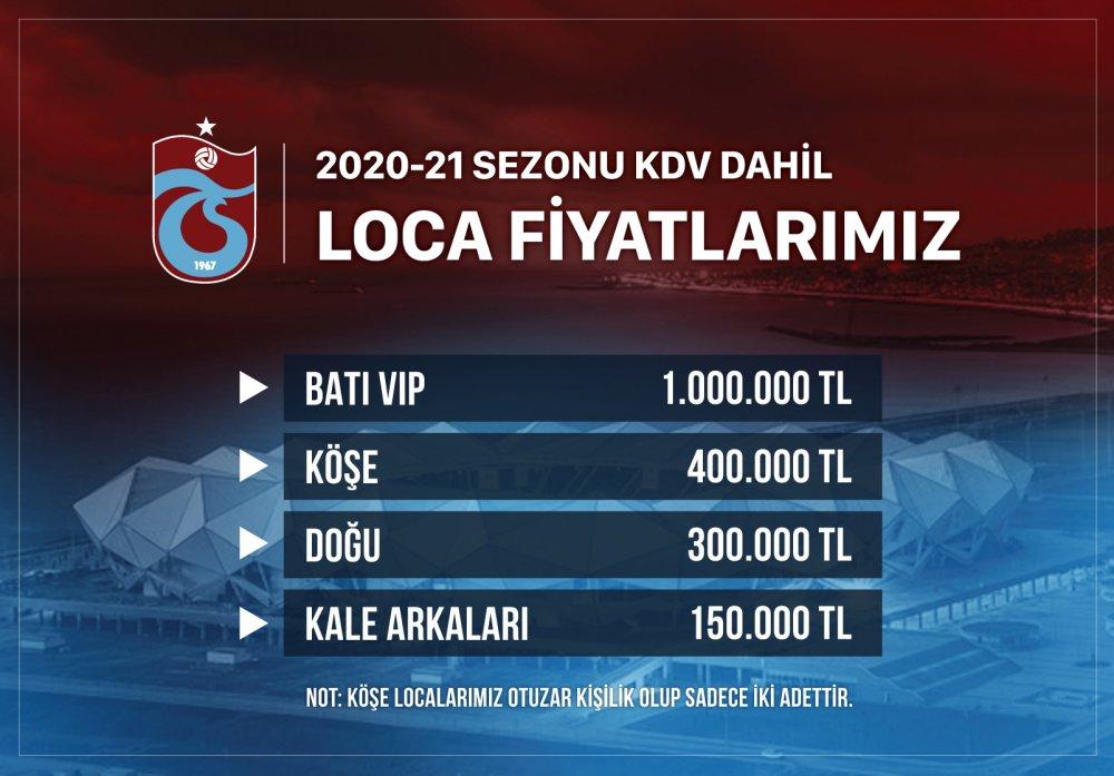 Trabzonspor'da yeni sezon öncesi flaş karar