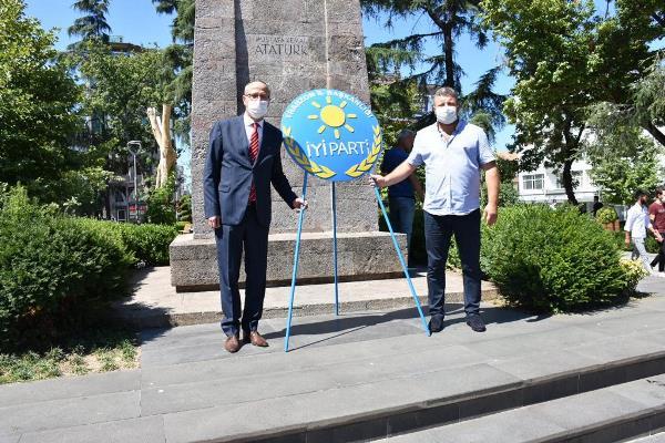 İYİ Parti Trabzon'da 30 Ağustos kutlaması