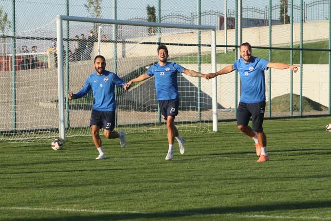 Hekimoğlu Trabzon 30 Ağustos'u kutladı hazırlıklara devam etti