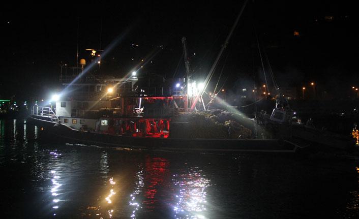 Rizeli balıkçılar sezondan umutlu