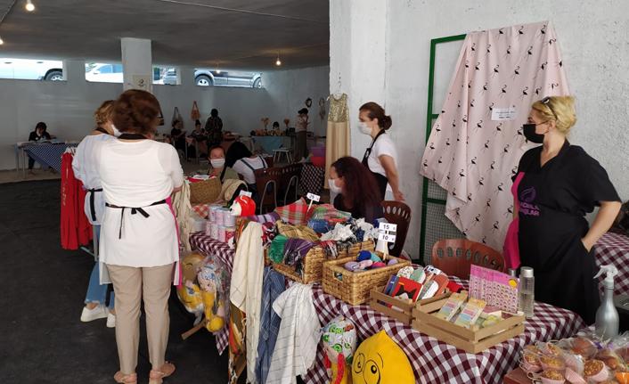 Kadınla Başlar Derneği'nin faaliyetleri Yomra'da devam ediyor