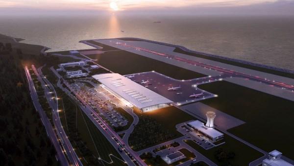 Rize-Artvin Havaliman ında son durum! Vali açıkladı