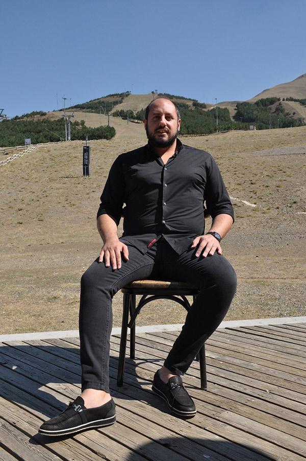 """Semih Hekimoğlu: """"Hedefimiz doğrultusunda adım adım ilerliyoruz"""""""