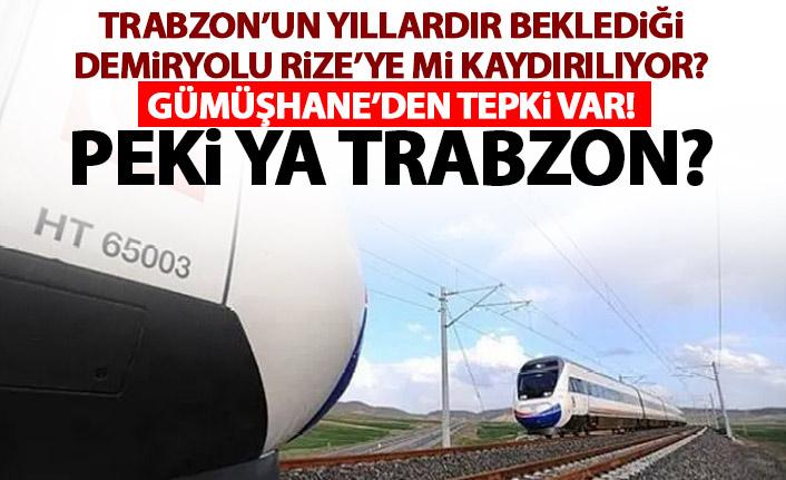 """Rize Milletvekilinden Demiryolu açıklaması! """"Altı aydır çalışıyoruz"""""""