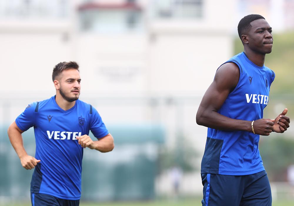 Trabzonspor'da şok! Yıldız isim Beşiktaş maçında yok