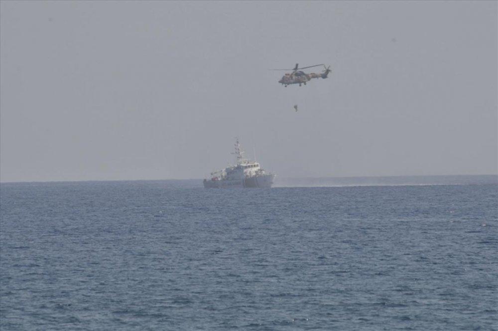 MSB, Akdeniz Fırtınası Tatbikatı'nın görüntülerini paylaştı