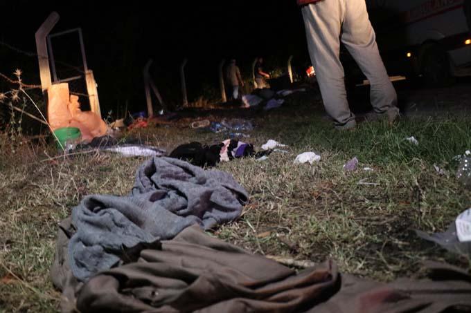 Fındık işçilerini taşıyan traktör devrildi: 21 yaralı