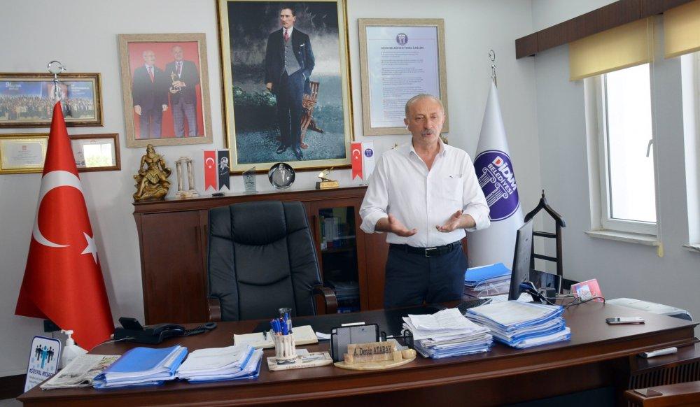Belediye başkanı Ahmet Deniz Atabay tecavüzden tutuklandı!