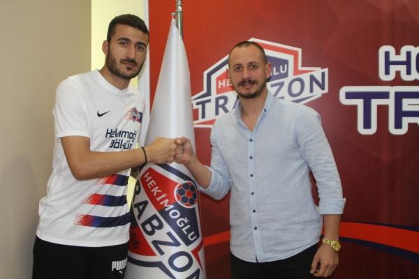 Hekimoğlu Trabzon'da iki imza