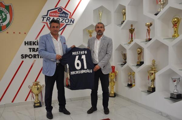 Hacıkerimoğlu'ndan Hekimoğlu Trabzon'a ziyaret