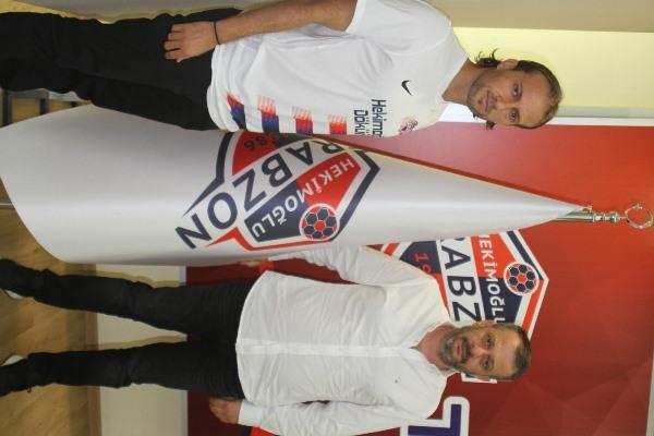 Hekimoğlu Trabzon Uğur Arslan Kuru ile sözleşme imzaladı