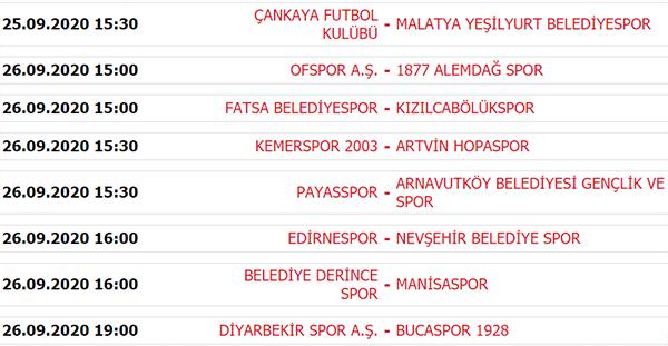 Süper Lig 2. Hafta maç sonuçları, Süper Lig puan durumu ve 3. Hafta maçları