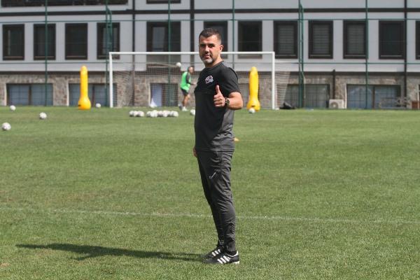 Hekimoğlu Trabzon Sancaktepe maçına hazır