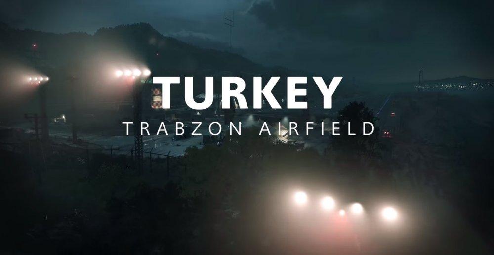 Dünyaca ünlü oyunda Trabzon bölümü