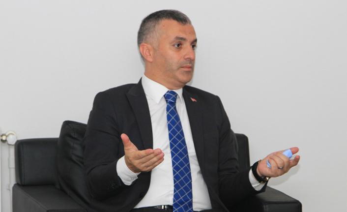 Yomra Belediye Başkanı Mustafa Bıyık, Haber61'e ziyaret!