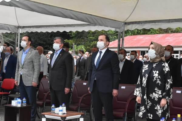AK Parti Şalpazarı İlçe kongresi yapıldı