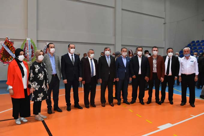 AK Parti Beşikdüzü'nde Ahmet Gören göreve devam ediyor