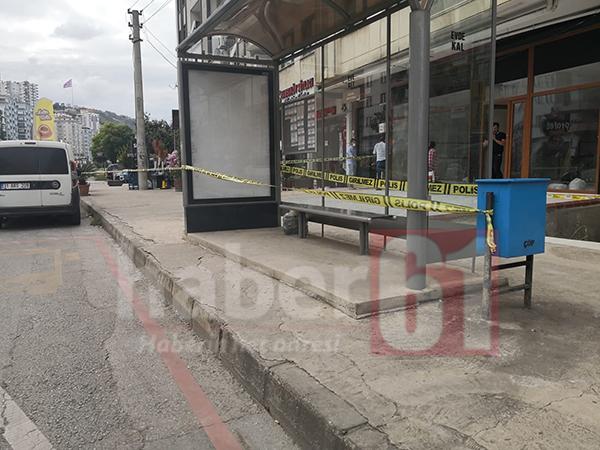 Trabzon'da şüpheli paket patlatıldı! İşte içinden çıkanlar