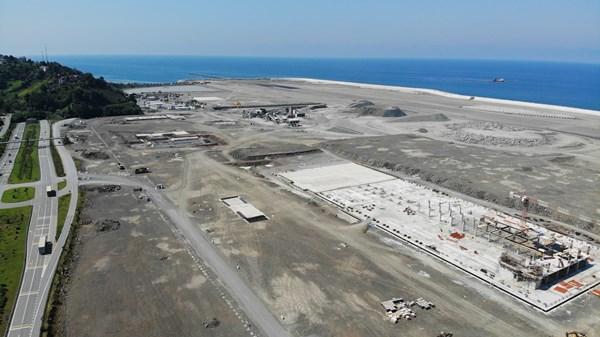 Bakan Karaismailoğlu Rize-Artvin Havalimanı için tarih verdi