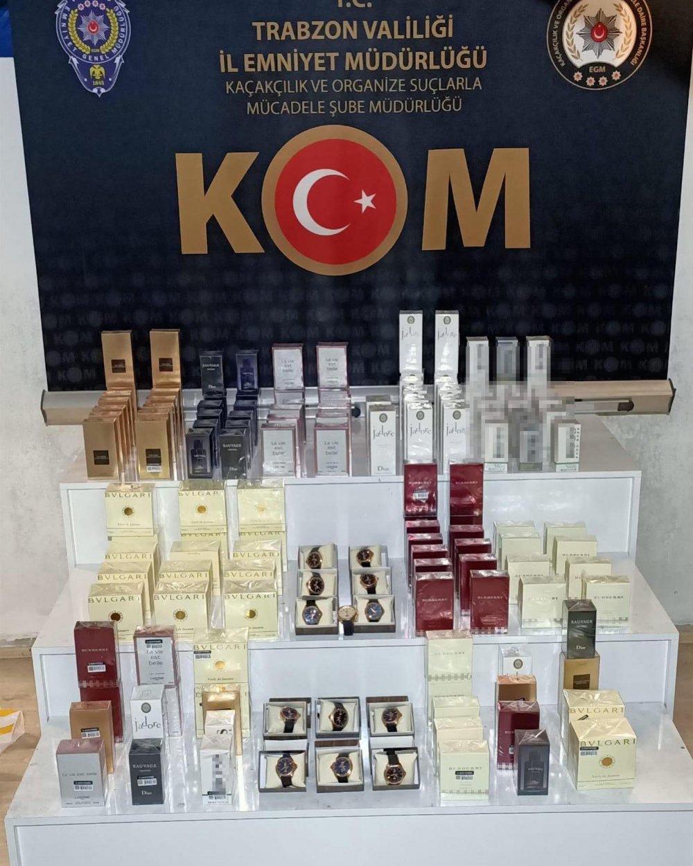 Trabzon Emniyetinden '404 not found'lu gönderme