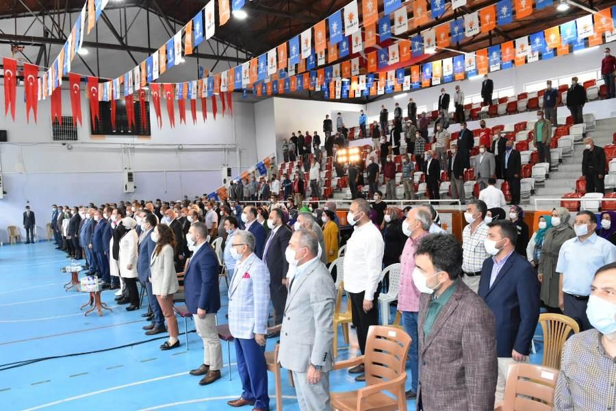 AK Parti Tonya'da başkan belli oldu