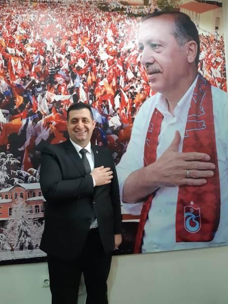 AK Parti Ortahisar'a bir aday daha! Yasin Aydın...