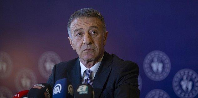 Ahmet Ağaoğlu: Biz bir söz verdik...