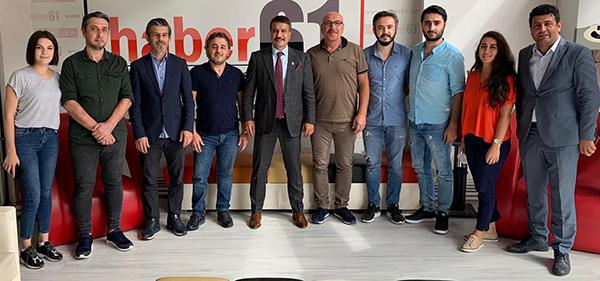 """Trabzon Emniyet Müdürü Metin Alper: """"Polis bir tek Allah'ın işine karışmaz"""""""