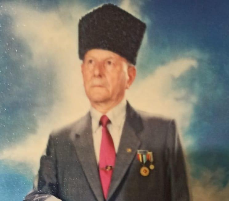 Trabzon'da Kore Gazisi Kemal Gürsoy hayatını kaybetti