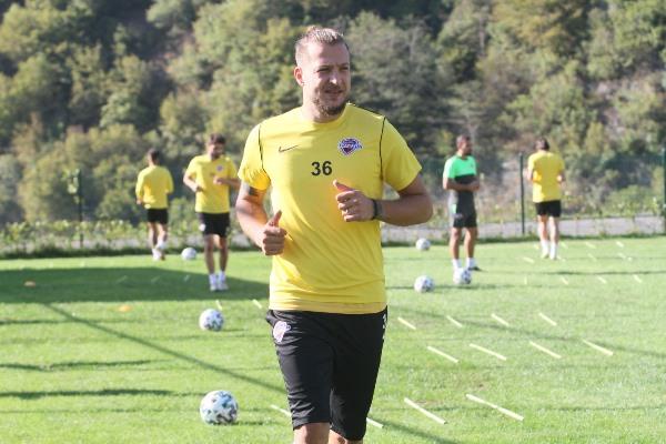 Hekimoğlu Trabzon hazırlıklara devam ediyor