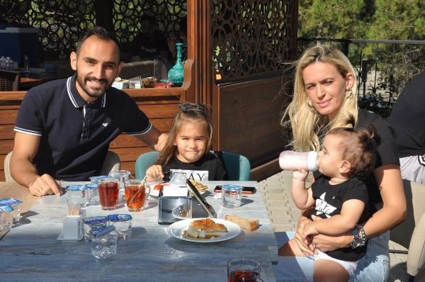 Hekimoğlu Trabzon kahvaltıda buluştu