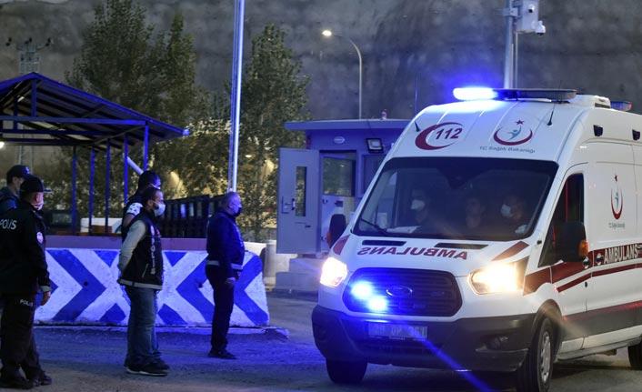 Karantinada olması gerekirken Trabzon'a gelirken yakalandı