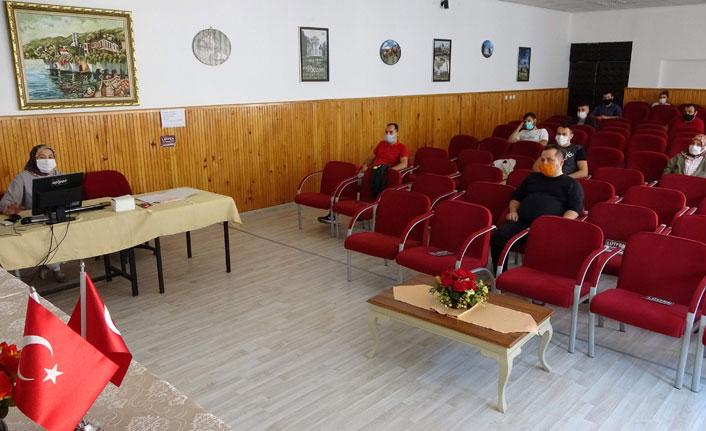 Trabzon'da hijyen kurslarına ilgi arttı