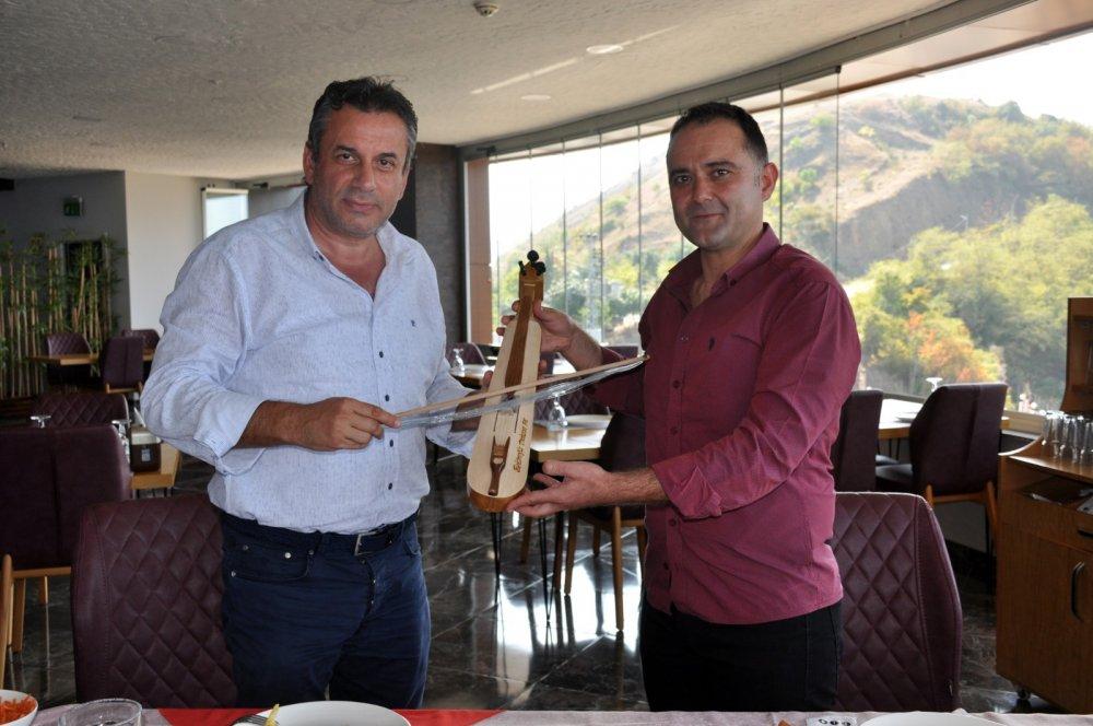 Hekimoğlu Trabzon ile 24 Erzincanspor yemekte buluştu