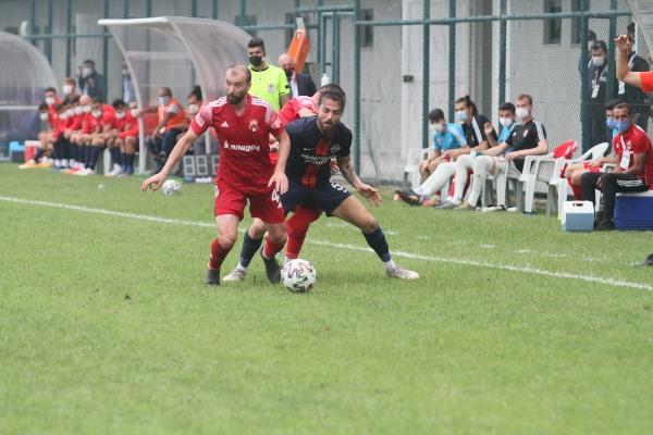 Hekimoğlu Trabzon deplasmanda berabere
