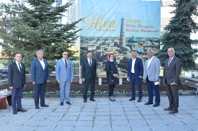 2021 Türk Dünyası Kültür Başkenti için Trabzon aday