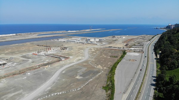 Rize-Artvin Havalimanında yeni gelişme! 600 dönümlük yeni alan...
