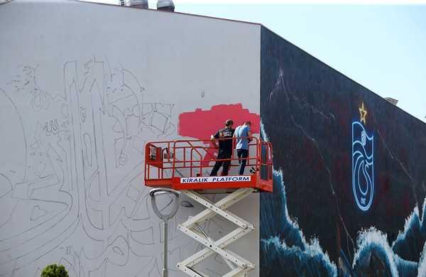 İki önemli sanat Trabzon'da bir araya geldi