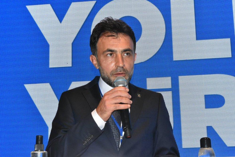 AK Parti Akçaabat'ta kongre heyecanı