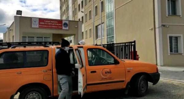 Koronavirüslü yolcu dayısının HES koduyla Trabzon'dan yola çıktı, yakalandı!