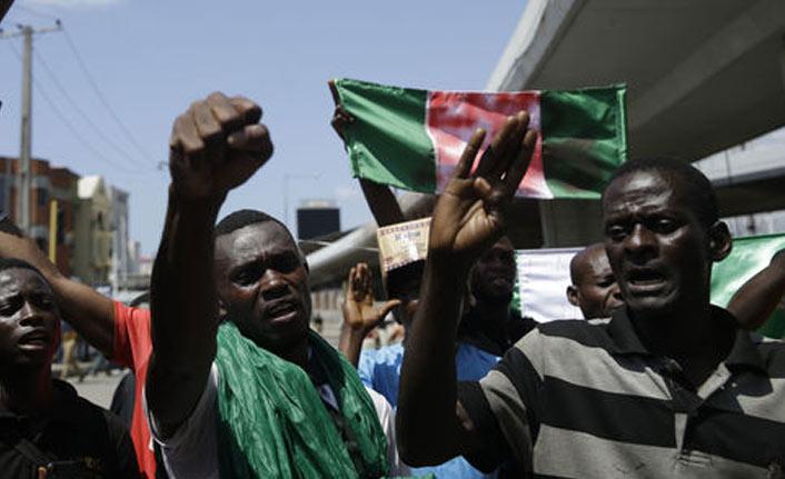 Nijerya'da işler karıştı! 1993 mahkum kaçtı
