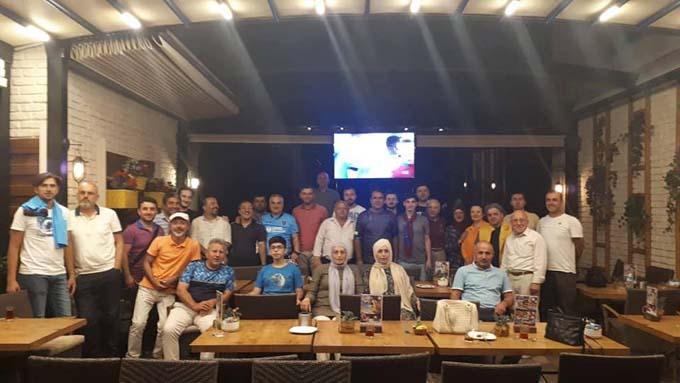 Van Trabzonspor Taraftarlar Derneği Başkanı isyan etti
