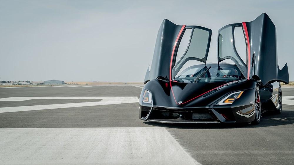 Dünyanın en hızlı otomobili unvanı el değiştirdi