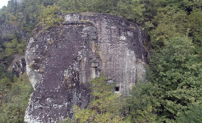 Kaya mezarları ve takım şelaleleri için harekete geçildi