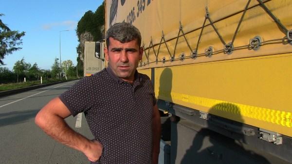 Sarp Sınır Kapısında tır şoförleri kalıcı çözüm istiyor